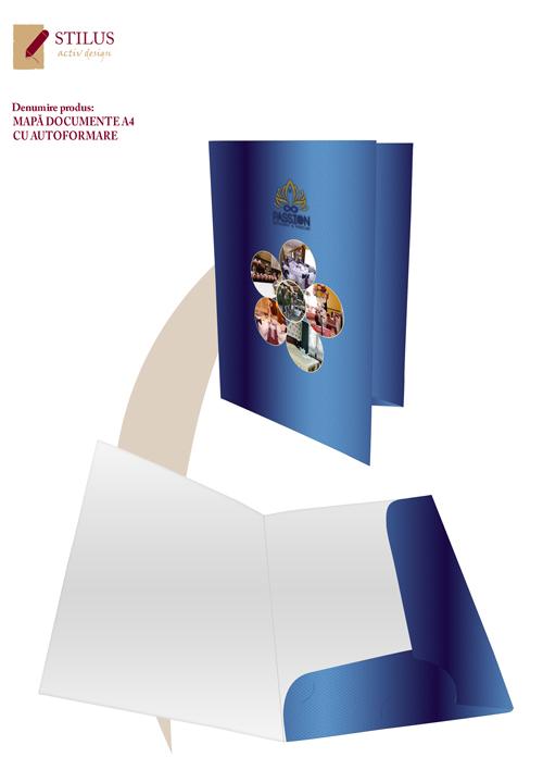 Galerie foto Mape pentru documente A4