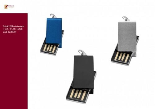 Stick USB mini 4GB personalizat