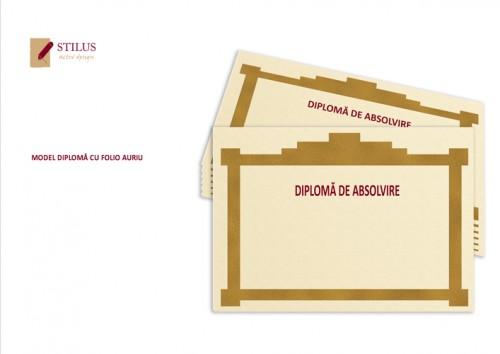 Diploma cu folio