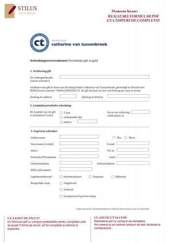 Formular pdf completabil