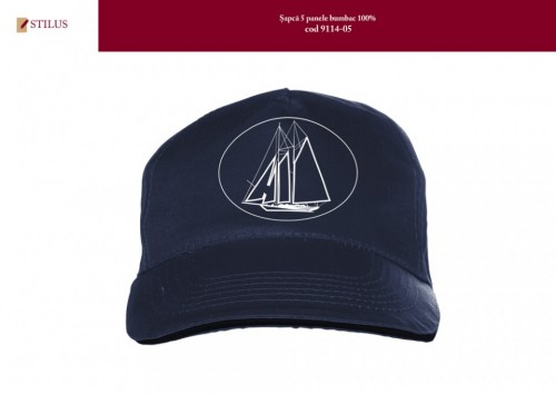 Sapca blue navy personalizata