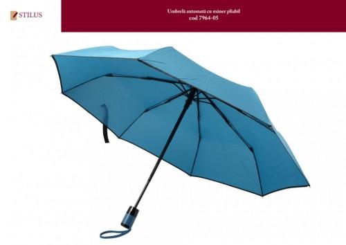 Umbrela pliabila light blue