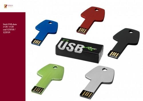 Stick USB cheie personalizat